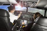 Simulátor Boeingu 737NG