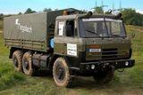 Jízda vozidlem TATRA 815