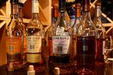 Whisky degustace