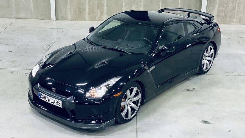 Superrychlá jízda v Nissanu GT-R
