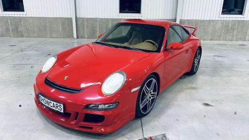 Jízda v Porsche 911 Carrera S