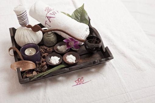 Královská thajská aroma masáž