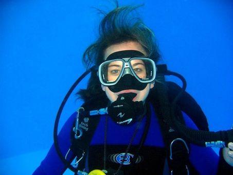 Potápěčský kurz - OWD