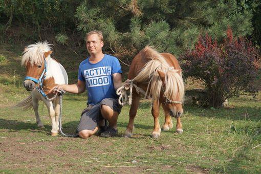 Procházka s poníky