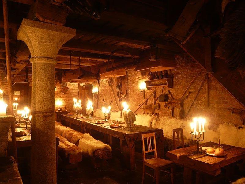 Středověký večer v krčmě