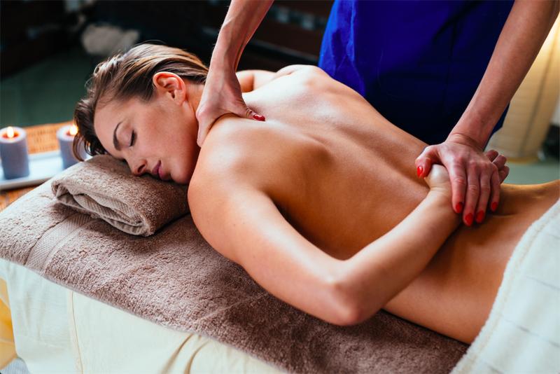 Tradični thajská masáž