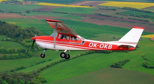 Pilotem letadla na zkoušku Exkluziv